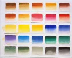 Shades Of Grey Paint by Which Brand Of Watercolor Paint Is Best