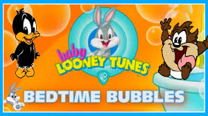 baby looney tunes bedtime bubbles cute bugs taz daffy