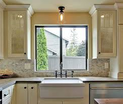 glass insert ideas for kitchen cabinets personalize your kitchen with mullion glass doors