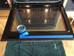 clean oven glass door best 20 clean oven door ideas on pinterest oven cleaning