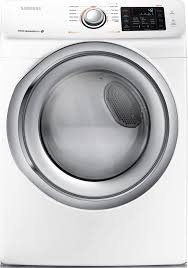 samsung dv42h5200ew 27 inch electric dryer with steam technology