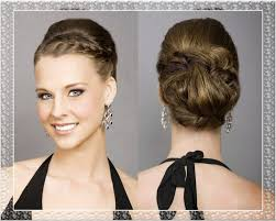 bridesmaid updos long hairstyle ideas in 2017