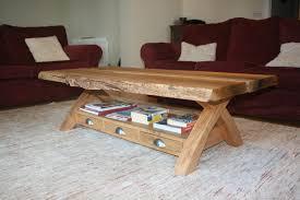 unique coffee table ideas oak coffee table