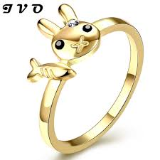aliexpress buy new arrival fashion shiny gold plated compare prices on foreve 18k gold plated ring online shopping buy