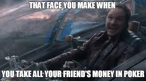 Chris Pratt Meme - that face you make chris pratt imgflip