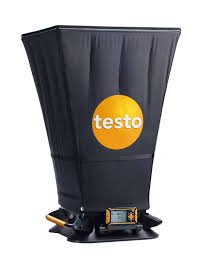 how save a testo testo 420 volume flow multifuntionel co co en