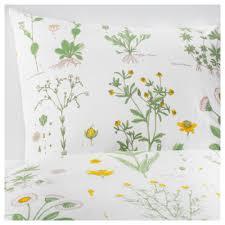 Ikea Bedding Sets Ikea Grey Floral Bedding Duvet Cover Set Pink Gray Uk