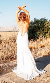 backless wedding dresses slip wedding dress backless wedding dress simple wedding dress