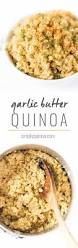 My Recipe Journey Main Dishes Recipes To Cook Pinterest 5 Ingredient Garlic Butter Quinoa Simply Quinoa