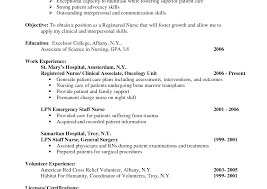 exles of lpn resumes resume for lpn curriculum vitae can pages cv licensed practicalse