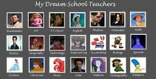 my dream school teachers meme advanced version by gxfan537 on