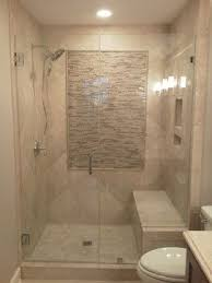 Small Bathroom Ideas With Stand Up Shower - best 25 frameless shower ideas on pinterest floating toilet