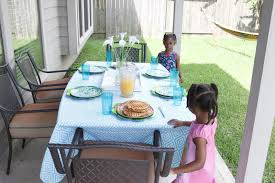 Tablecloth For Patio Table by 5 Cheap Easy Outdoor Space Diy Ideas Outdoor Living Space Youtube