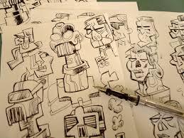 drawing with hero and lamy safari fountain pens u2014 portfolio of
