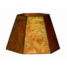 Replacement Lamp Shades For Floor Lamps Upgradelights 12 Inch Mica Lamp Shade Replacement 7x12x7 5 Washer