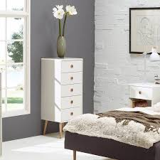 Scandinavian Bedroom Retro Scandinavian Bedroom Chests Cabinets Buy Online At Zurleys