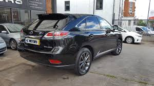 lexus hills of woodford used 2013 lexus rx 450h 450h f sport for sale in london pistonheads