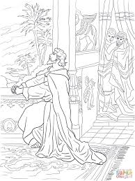 daniel praying to god coloring page free printable coloring pages