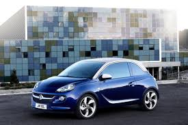 vauxhall purple 2013 vauxhall adam debuts at paris motor show