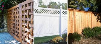 wood fence designs and types hirerush blog