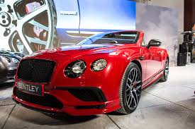 red bentley bentley the verge