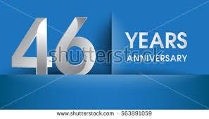 new years or birthday party invitation stock image 6 years anniversary celebration logo flat stock vector 563844139