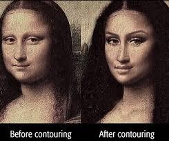 Makeup Contour finally the anti contouring makeup trend is here jennysue makeup