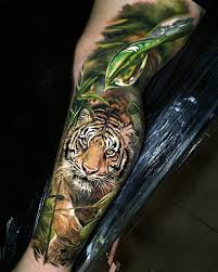 tiger in the jungle best design ideas