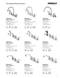 peerless kitchen faucet replacement parts sears peerless kitchen faucet parts 3 peerless faucet part p2083
