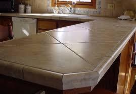 tile countertop ideas kitchen classique floors tile ceramic tile