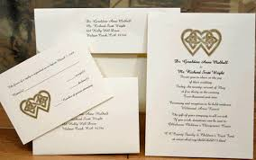 wedding invitations knot celtic knot wedding invitations the wedding specialiststhe