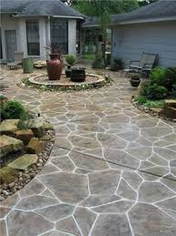 24 best concrete patio images on pinterest concrete patios