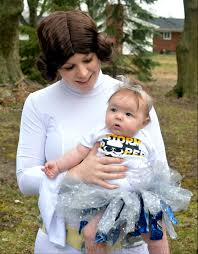star wars halloween costumes for babies how to have a mom and baby star wars photo shoot