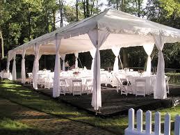 rental tents vincent