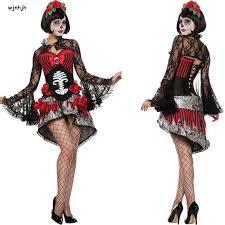 Halloween Zombies Costumes Cheap Halloween Zombie Costumes Women Aliexpress