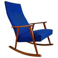 modern rocking chairs classic mid century modern danish rocking