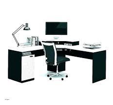 Kidney Shaped Glass Desk Desks Office Depot L Max O Black Computer
