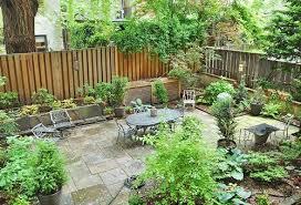 Grassless Backyard Ideas Triyae Com U003d No Grass Backyard Design Various Design Inspiration