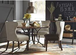 Copper Canyon Dining Table Havertys - Copper kitchen table