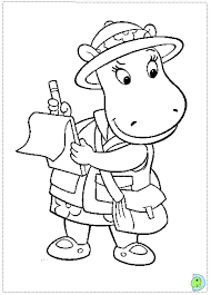 backyardigans worksheet images reverse