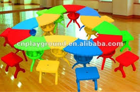 activity table and chairs furniture table ce certificate beautiful colorful kindergarten kids