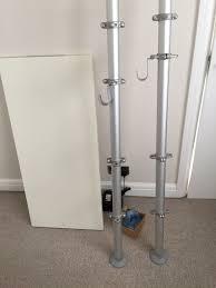 stolmen ikea bedroom drawers shelf poles in sunbury on