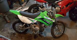 2011 kawasaki klx 110 motorcycles for sale