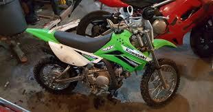 klx110 service manual 2011 kawasaki klx 110 motorcycles for sale
