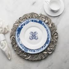 personalized dinnerware custom dinnerware monogrammed wedding gifts la femme rusé