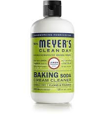 Rejuvenate Cooktop Cleaner Lemon Verbena Baking Soda Cream Cleaner Mrs Meyer U0027s