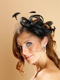 wedding hair using nets 137 best hats fascinators images on pinterest hang hats