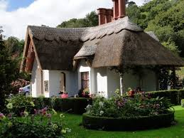 Rustic House Rustic House Teas House And Thatched Roof