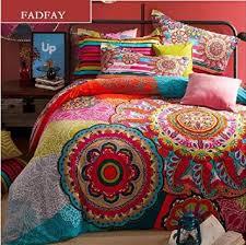 fadfay elegant european country style bedding set fashion