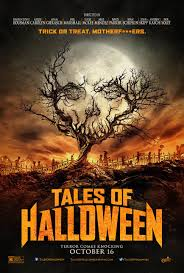 the horrors of halloween new tales of halloween poster and movie clip